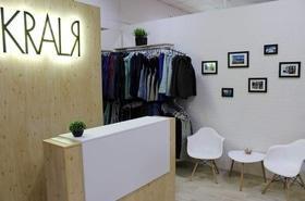 KRALЯ, магазин верхней женской одежды