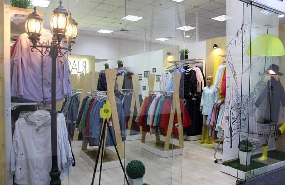 Фото 3 - Магазин верхней женской одежды KRALЯ