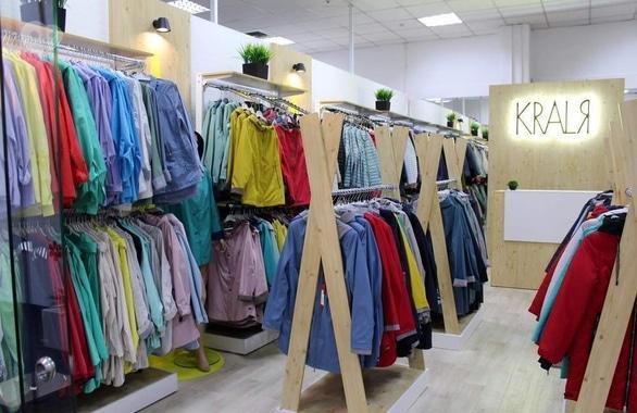 Фото 4 - Магазин верхней женской одежды KRALЯ