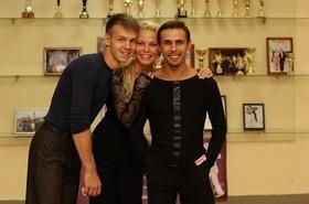 Crystal Dance Hall, студія спортивного бального танцю