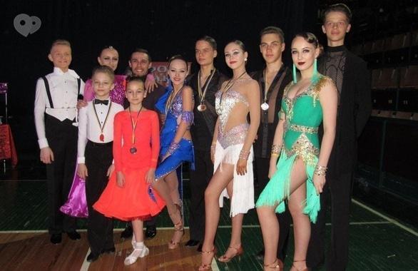 Фото 8 - Студия спортивного бального танца Crystal Dance Hall