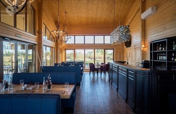 Фото 1 - Перший рибний ресторан Вільшанка