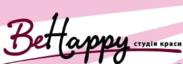 Логотип Be Happy, студия красоты