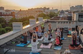 Dharma, клуб йоги