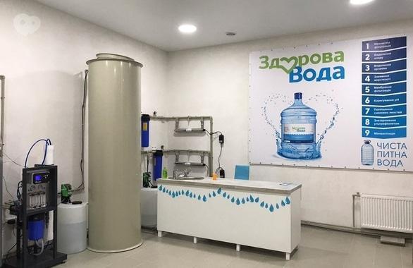 Фото 3 - Очищення, мінералізація, продаж, доставка питної води Здорова вода