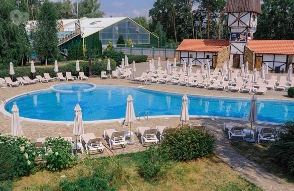 Фото 7 - Готельно-ресторанний комплекс Selena Family Resort