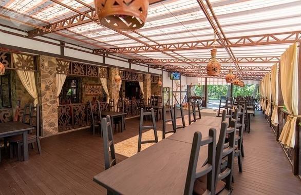 Фото 12 - Готельно-ресторанний комплекс Selena Family Resort