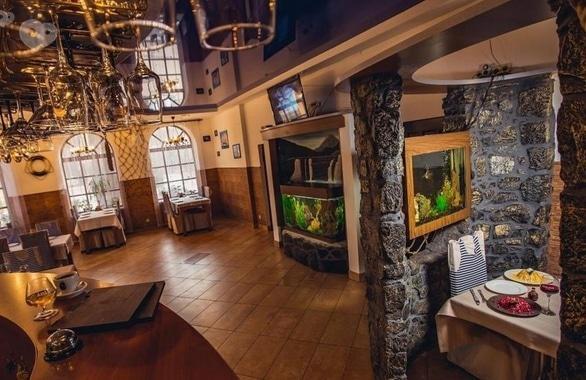 Фото 2 - Ресторанно-готельний комплекс, м'ясний ресторан Йолки-Палки