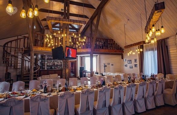 Фото 8 - Ресторанно-отельный комплекс, мясной ресторан Елки-Палки