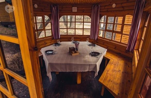 Фото 12 - Ресторанно-готельний комплекс, м'ясний ресторан Йолки-Палки