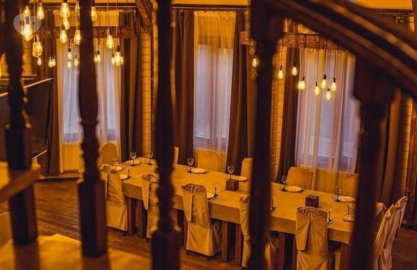 Фото 15 - Ресторанно-готельний комплекс, м'ясний ресторан Йолки-Палки