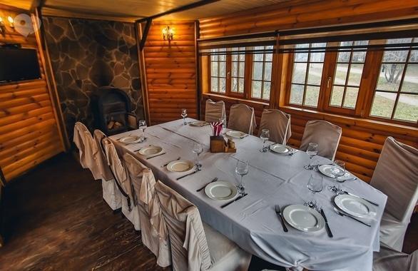 Фото 16 - Ресторанно-готельний комплекс, м'ясний ресторан Йолки-Палки