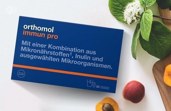 Фото 5 - Немецкие витамины ортомол Orthomol Vitamins
