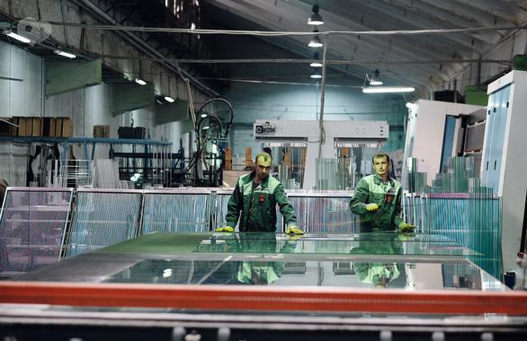 Фото 2 - Производство металлопластиковых окон и металлических дверей PLAMET