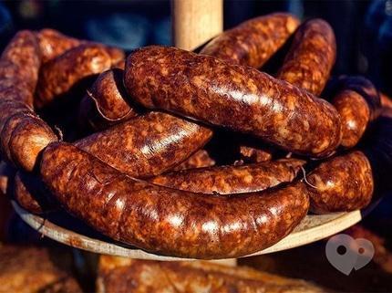Колбаски Закарпатские