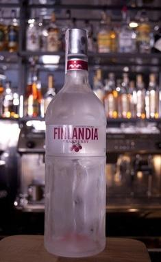 Finlandia 1 л. Клюква