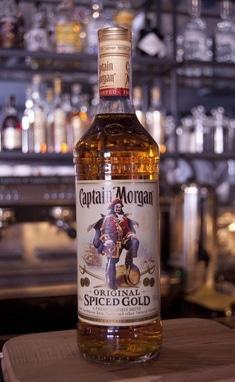 Captain Morgan 'Spiced Gold' 1 л. золотой, пряный