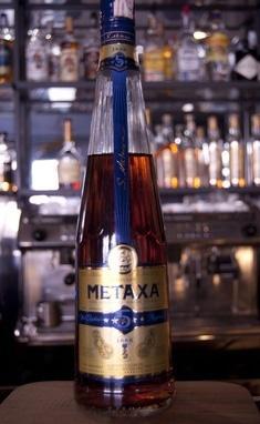 Metaxa 5* 0,5 л. Греция