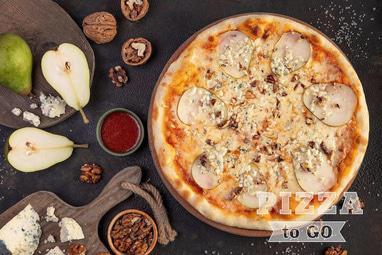 'Пицца с грушей'