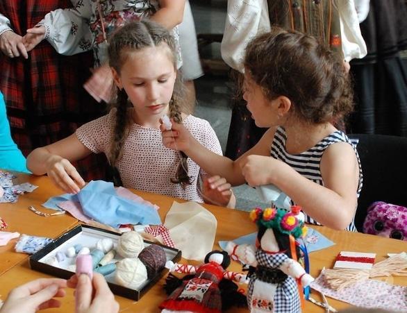 Обучение - Мастер-класс 'Кукла-мотанка на прибыль и благосостояние в семье'