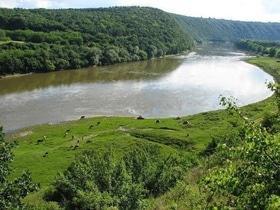 'Маевка' - Водный поход по Днестру на майские праздники от турклуба 'Горизонт'
