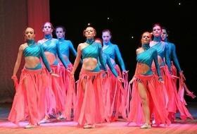 """Отчетный концерт шоу-балета """"Магия"""""""