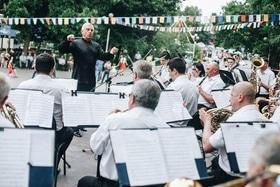 'Маевка' - Вечера духовой музыки