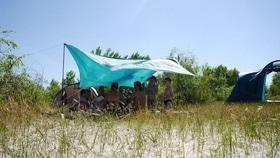 'Лето' - Кемпинг на острове с турклубом 'Горизонт'