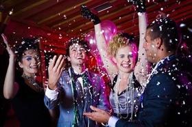 'Новий рік  2018' - Новорічні корпоративи у ресторані 'Італійський дворик'