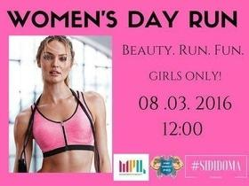 '8 марта' - WOMEN'S DAY RUN 2016