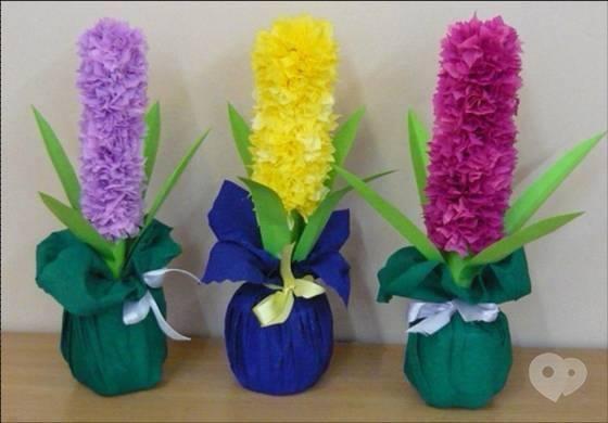 Цветок для мамы своими руками 3