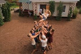 Дитячий табір в Еко-містечку