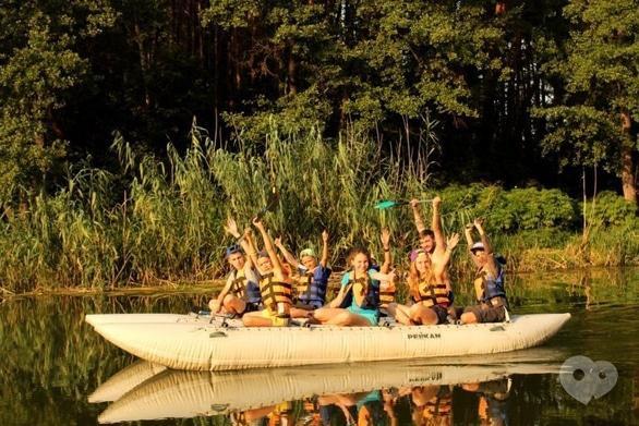 'Лето' - Летний палаточный лагерь 'Истоки'