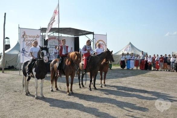 'Лето' - Детский лагерь 'Козацька фортеця'