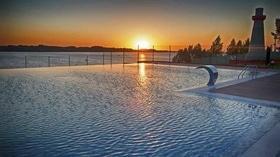 """Отдых для всей семьи в """"Perlyna resort"""""""
