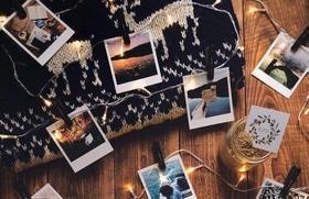 'Новый год  2017' - Мастер-класс 'Мечты с Наснагой – Новогодняя карта желаний'