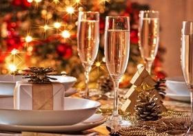 'Новий рік  2017' - Новий рік в ресторані 'Білий дім'