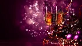 'Новый год  2018' - Новогодние корпоративы в 'Vinograd'