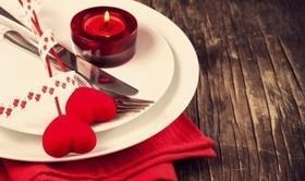 """День Святого Валентина в ресторані """"Forest"""""""