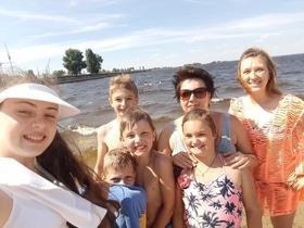 'Лето' - Детский лагерь 'Летние каникулы с 'ЭВРИКОЙ'