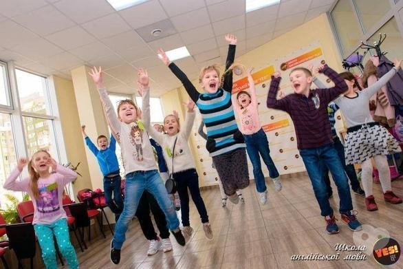 'Лето' - Летний англоязычный дневной лагерь в школе 'YES!'