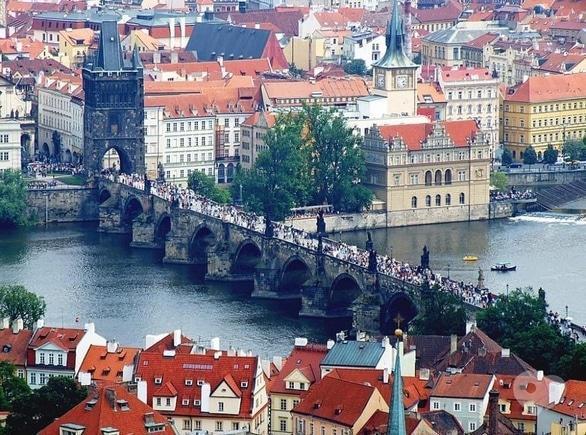 Мандрівник - Прага: 8 бесплатных музеев и 17 интересных мест
