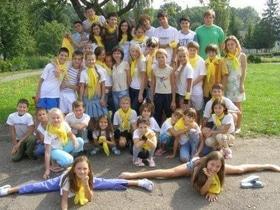 'Лето' - Летний детский лагерь 'Буковинский орленок'