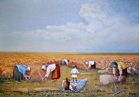 Афіша 'Персональна виставка Анатолія Кушніра'