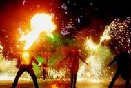 Фильм'Акция на огненное шоу от Театра Огня Сварожичи' - фото 1