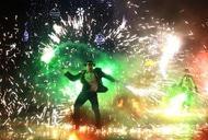 Фильм'Акция на огненное шоу от Театра Огня Сварожичи' - фото 2