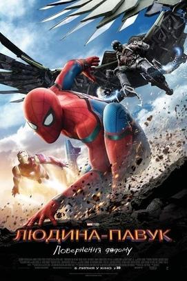Фільм - Людина-павук: Повернення додому