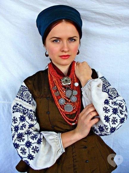 Выставка - Выставка 'Украинские народные женские украшения XVIII – XX вв.'