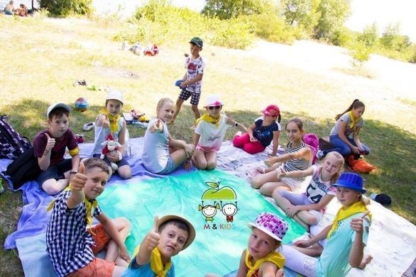 Для детей - Набор в Осенний Англоязычный Лагерь 'M&Kids' 2017