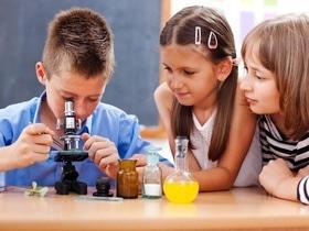 """Курси для дітей """"Перші кроки в науку"""""""
